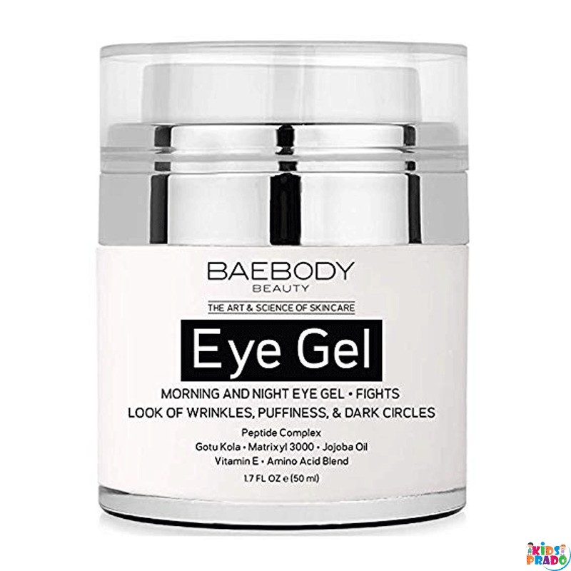 Baebody Eye Gel for Appearance of Dark Circles Under and Around Eyes, كريم العين