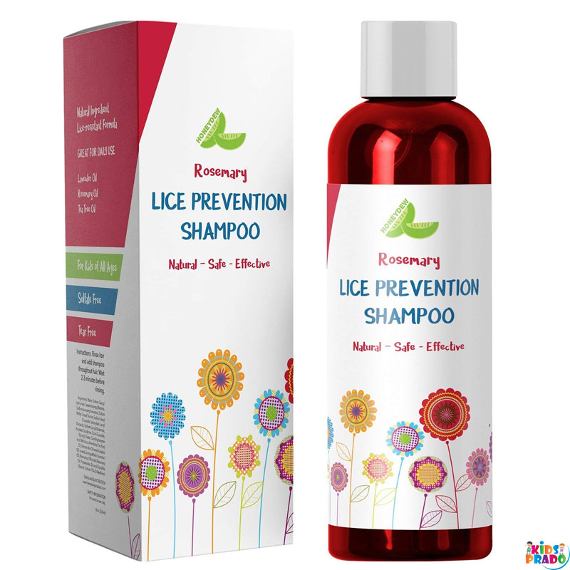 Fairy Tales Rosemary Repel Daily Kid Leave-In Conditioning Spray for Lice Prevention, رذاذ مكافحة القمل