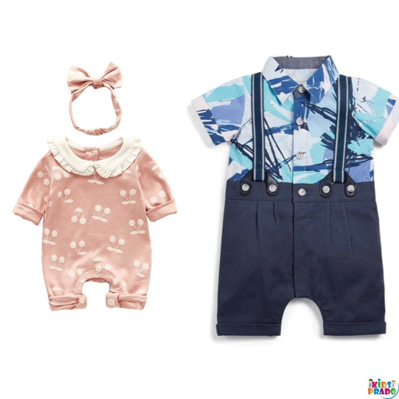 Belababy Suit For Unisex, Baby Suits for Boys and Girls, ملابس اطفال