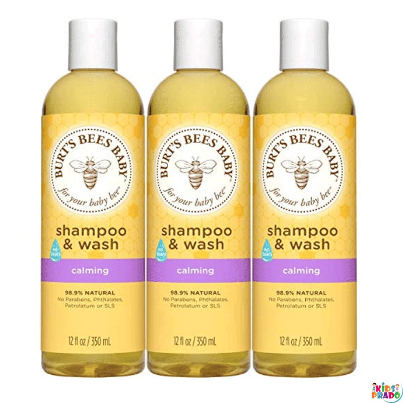 Burt's Bees Baby Shampoo and Wash, New born Baby Shampoo Lotion Cream, بیبی شیمپو