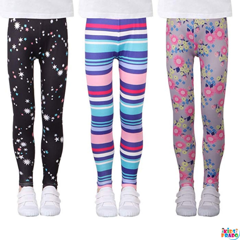 Leggings for Girls, Leggings for babies , Poly Cotton Jeggings,  طماق القطن ، طماق الاطفال ، طماق