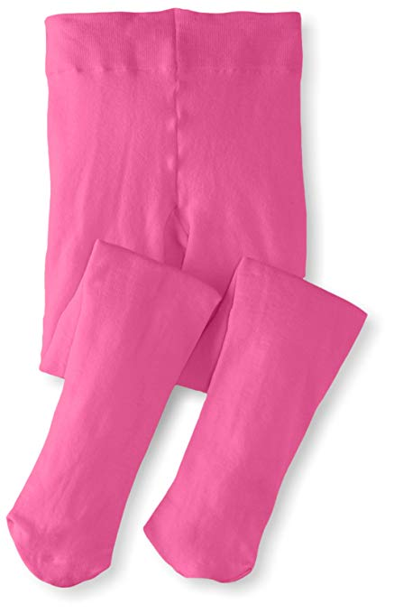 Jefferies Socks Little Girls' Solid Tights