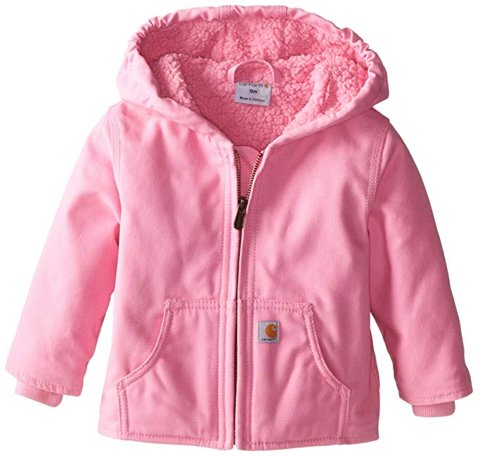 Redwood Jacket Sherpa Lined Winter Jacket for Girls, Woolen Jacket for Kids, سترة الشتاء, سردیوں کی جیکٹ