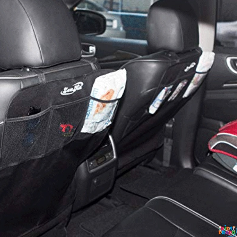 Car Seat-back Protector Kick Mats and Waterproof Backseat Covers حامي مقعد السيارة