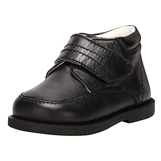 Genuine Leather Toddlers School Uniform Shoes, أحذية موحدة المدرسة