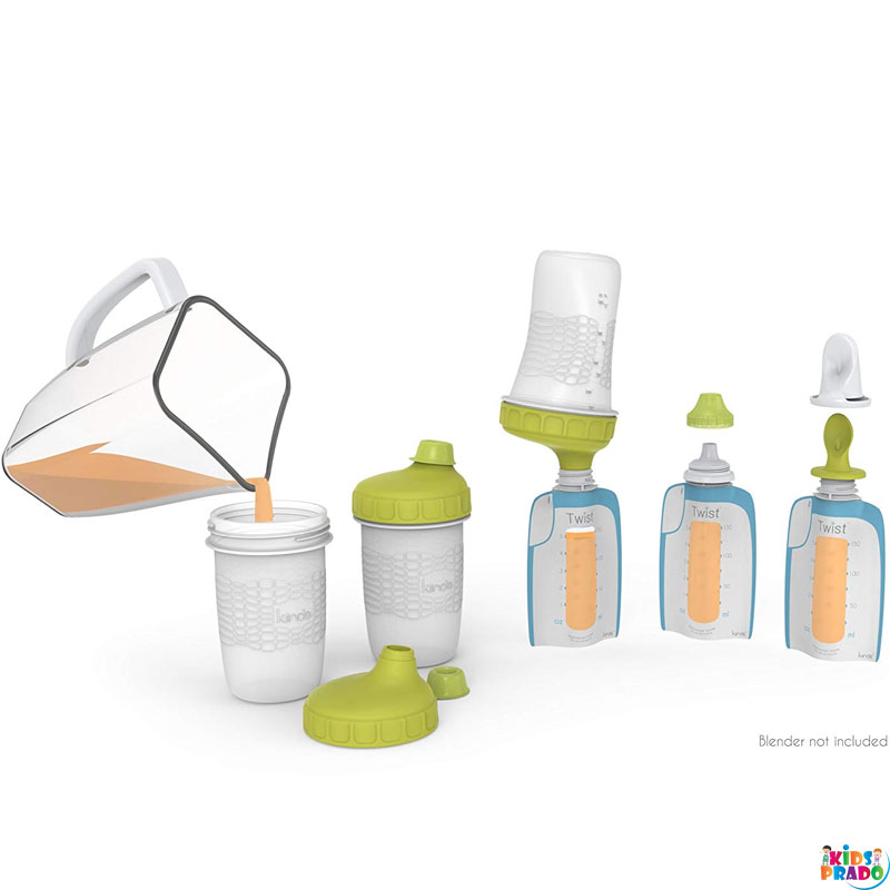 Baby Food Feeder, Feeding Bottle, أغذية الأطفال