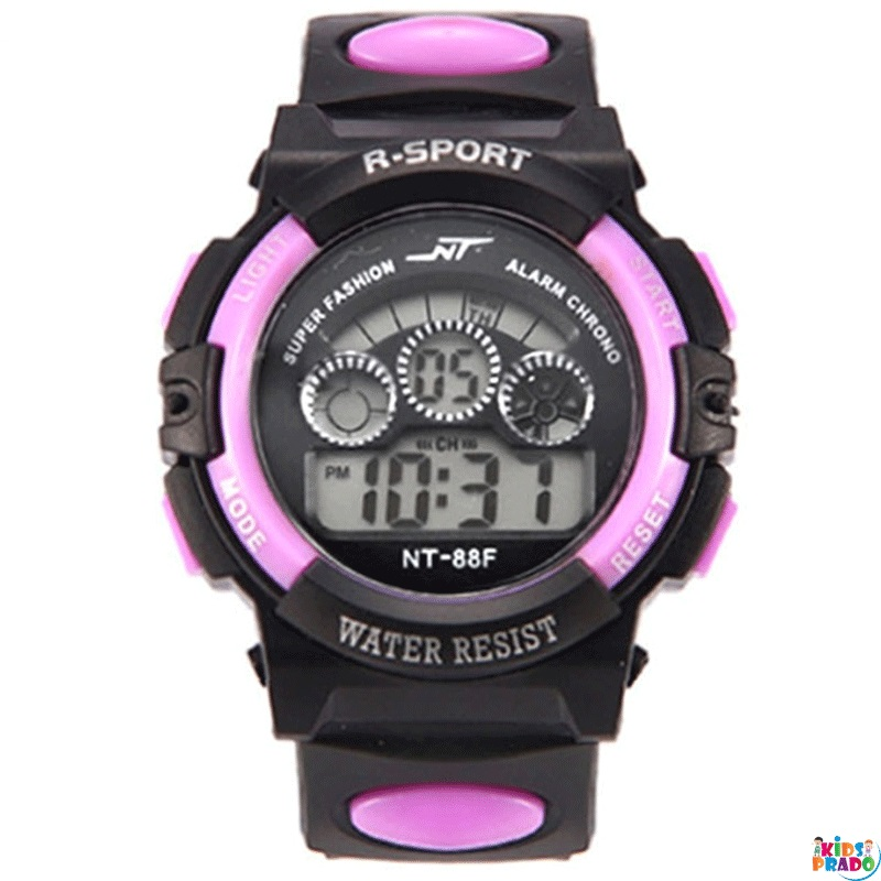 Kid's Watch Sports All Matched Casual Versatile Watch Accessory,  ساعة رقمية للأطفال