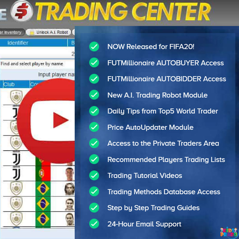 FIFA20 Ultimate Team Millions - Made Easy, Fifa 2020 Ultimate Team Millionaire Dollar Trading Center Trading Tools and method website