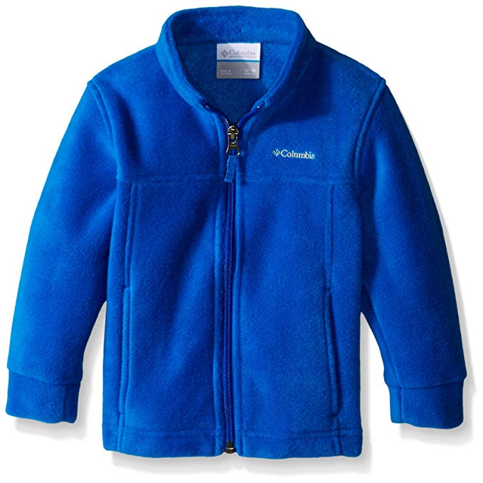 Columbia Boys' Steens MT II Fleece Jacket