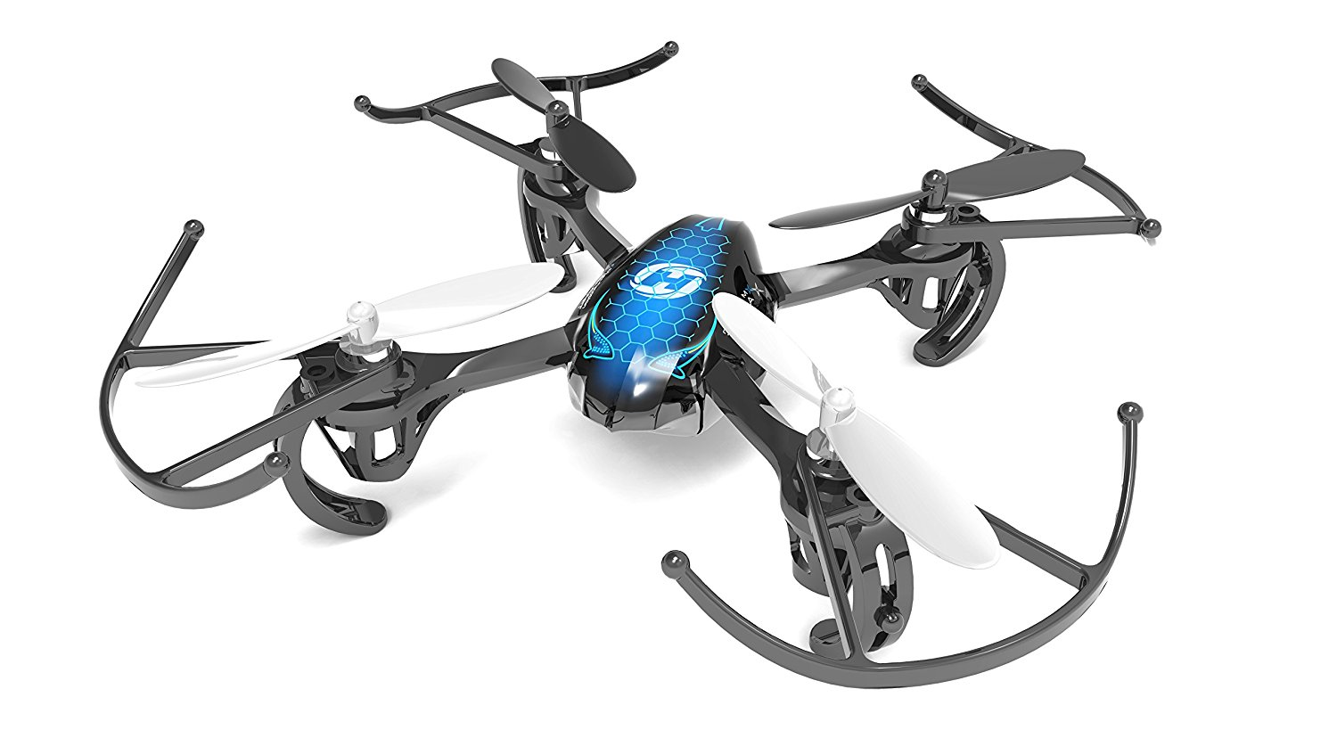 Predator Mini RC Helicopter Drone 2.4Ghz 6-Axis Gyro 4