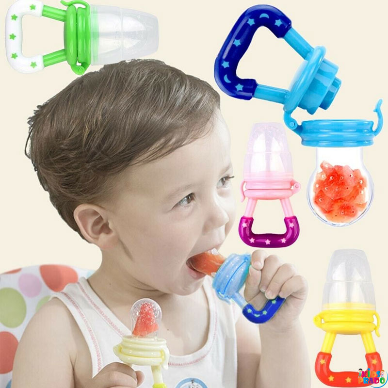 Baby Teethers Pacifier and Teether Massaging Teething Ring and Hideaway Binky for Growing Babies, الطفل التسنين, بیبی ٹیچرز